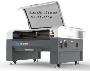 فروش دستگاه لیزر حک و برش غیر فلز co2   سایز 140*90- 60*90