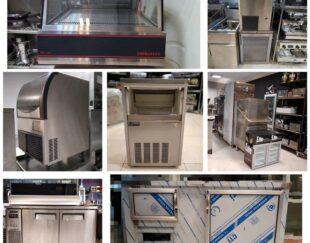 خرید و فروش انواع یخچال و فریزر صنعتی نو و دست دوم