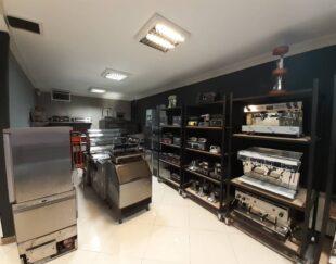 خرید و فروش تجهیزات و لوازم کارکرده ( دست دوم ) و نو ( آکبند ) کافی شاپ و رستوران