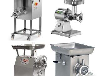 خرید و فروش انواع چرخ گوشت صنعتی کارکرده ( دست دوم )  و نو ( آکبند )