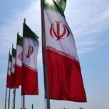 پرچم تشریفات-رومیزی-اهتزاز ایران و کشورها