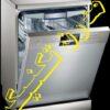 تعمیرگاه مجاز ماشین ظرفشویی در تهران (مدرن تکنیک)