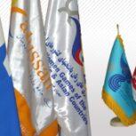چاپ فوری پرچم رومیزی،ایستاده و اهتزاز 88301683-021